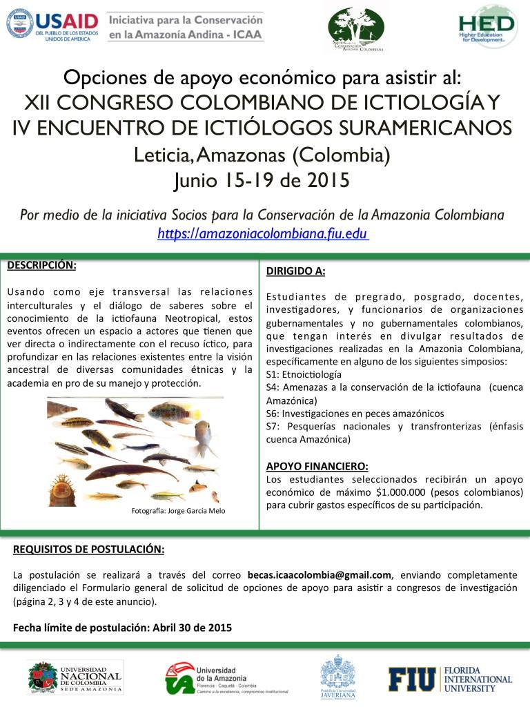 Anuncio-Apoyo Congreso Ictiología 2015-1
